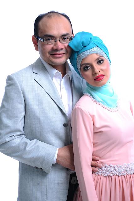 Online entrepreneur hasbi harun dan Adibah Karimah photoshoot by Hafiz Atan