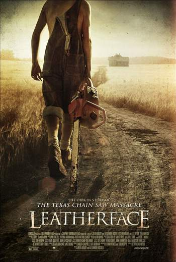 Leatherface: O Início do Massacre Torrent - BluRay 720p/1080p Legendado