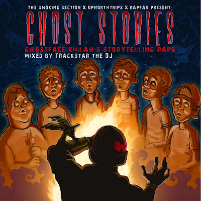 """Ghost Stories"" - Dj Trackstar & Ghostface Killah"
