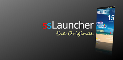 ssLauncher the Original Full v1.13.3 APK