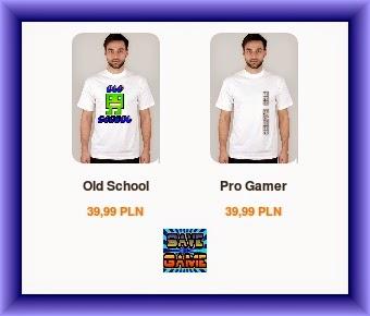 Koszulki dla Graczy: