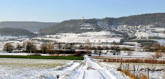Wiesent valley