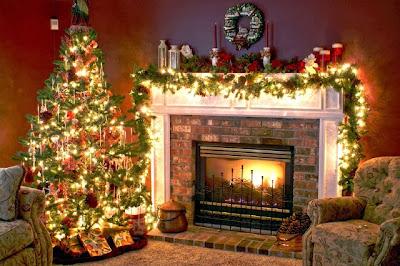 Christmas tree, yule log, Babylon, Nimrod