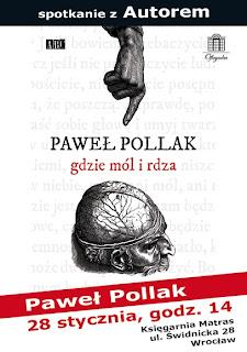 Spotkanie z Pawłem Pollakiem
