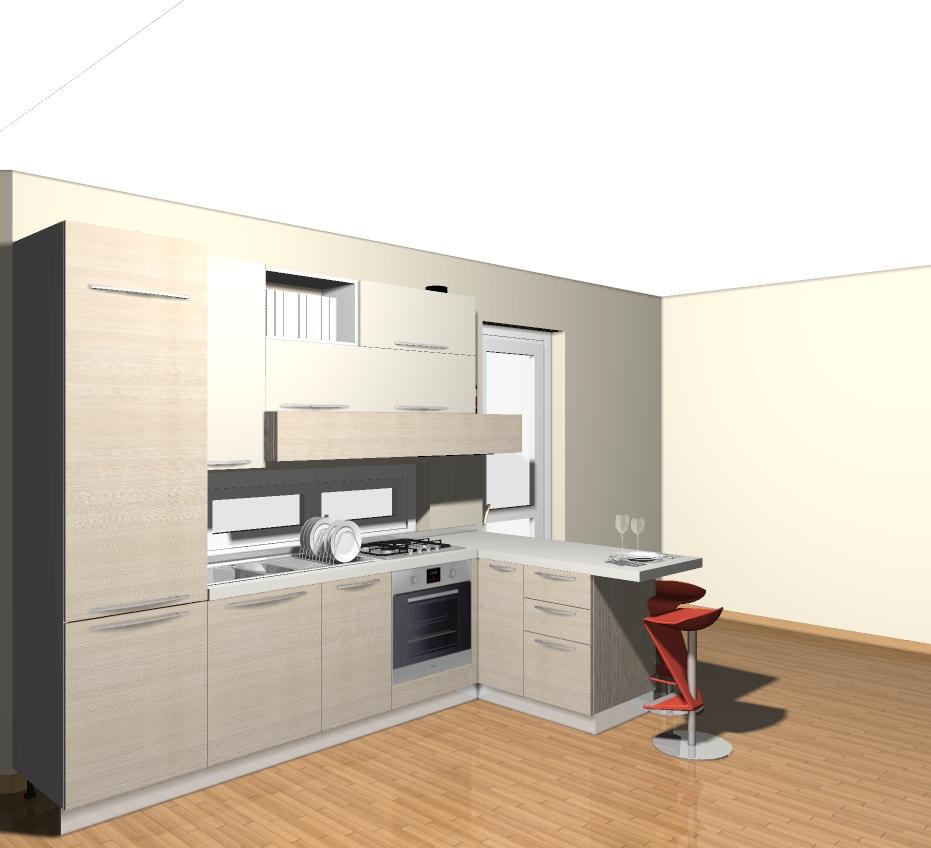 Veneta Cucine Domus arredi : Veneta Cucine modello START TIME NEW