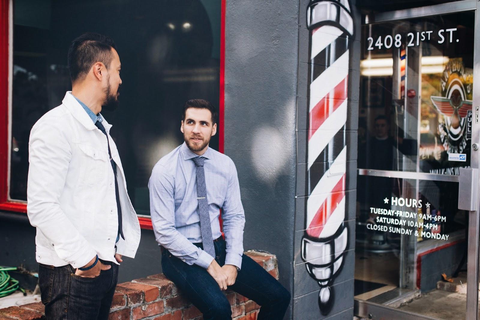 anthony's barber shop