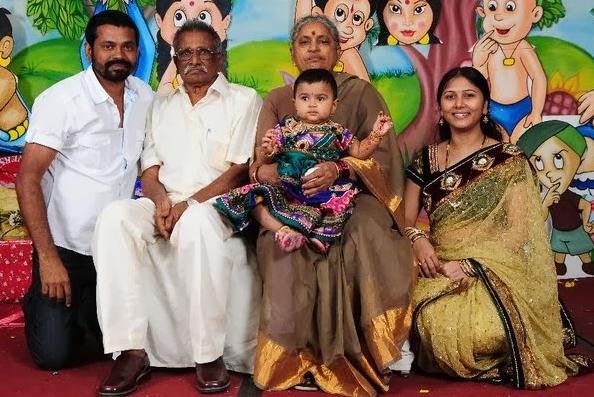 Sukumar Family