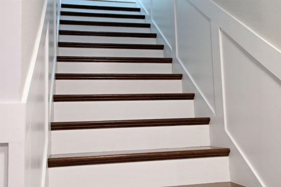 Iheart Organizing Do It Yourself Stairway Handrail Installation