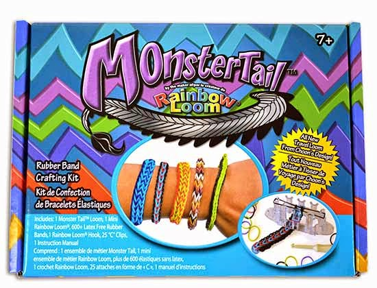 telar Monster Tail