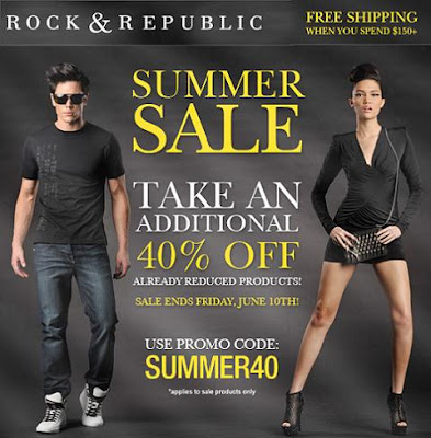 Rock and Republic | Fashion | Clothing | Denim | Jeans | Shoes | Handbags | Sales