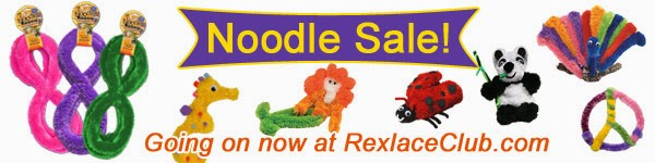 Noodle Sale in on Rexlace Club.com