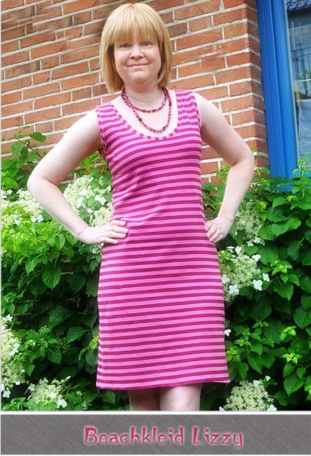 Beachkleid Lizzy by Allerlieblichst