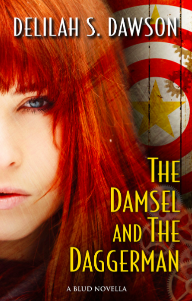 OUT NOW! The Damsel & The Daggerman