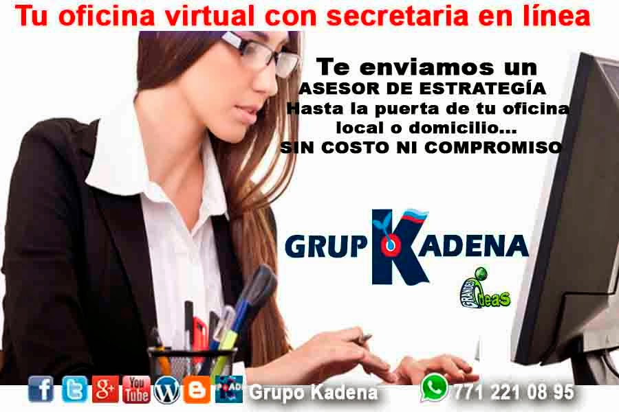 Grupo kadena febrero 2015 for Oficina virtual correos