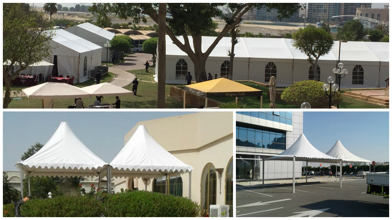 Macci Tent House – Located in Gujranwala, Pakistan, the tent manufacturer design and manufactures a large variety of tents.
