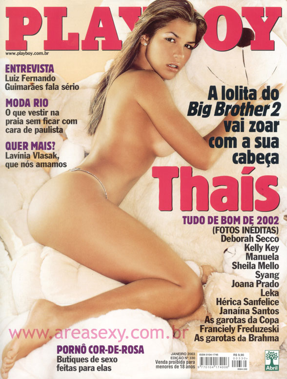 Download Playboy Thais Ventura Janeiro 2003
