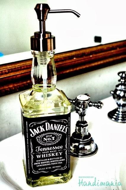 Jabon Jack Daniels