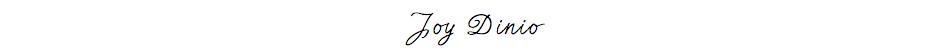 JOY DINIO