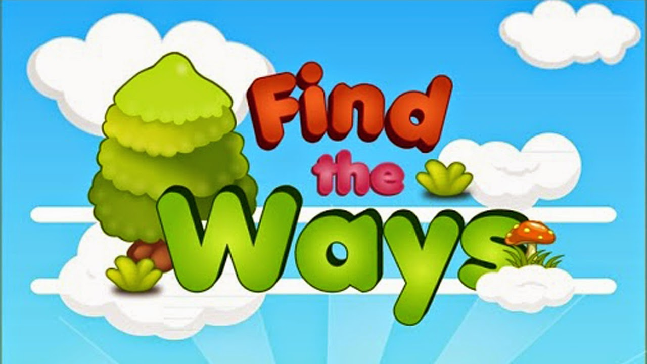 Find the Ways Gameplay Android