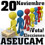 20 de Nov Elecciones en ASEUCAM