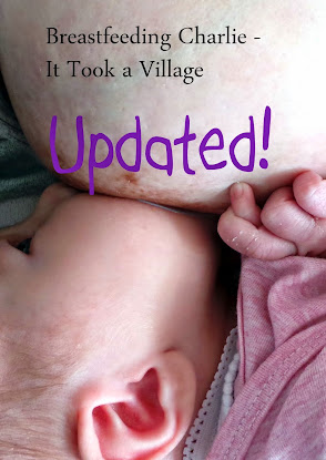 Read the story of my daughter's breastfeeding journey