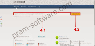 Download video di Savefrom.net