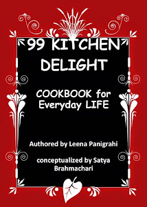 World-wide Published PRINT Book - 99 KITCHEN DELIGHT