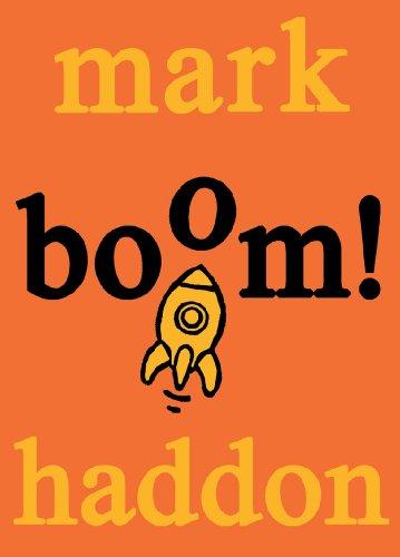 Boom! Mark Haddon