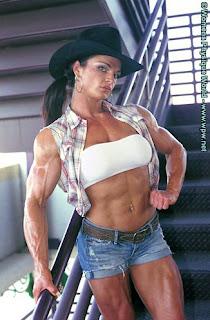 nicole ball cowgirl
