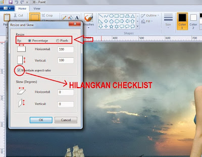 Cara Mengecilkan Resolusi dan Ukuran File Foto