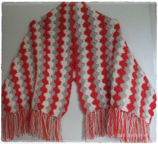 shawl,crochet,easy