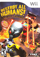 Destroy All Humans! Big Willy Unleashed – Wii
