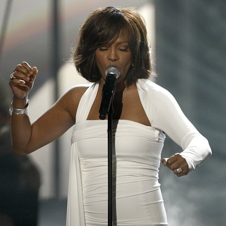 Whitney Houston Dead Age 48