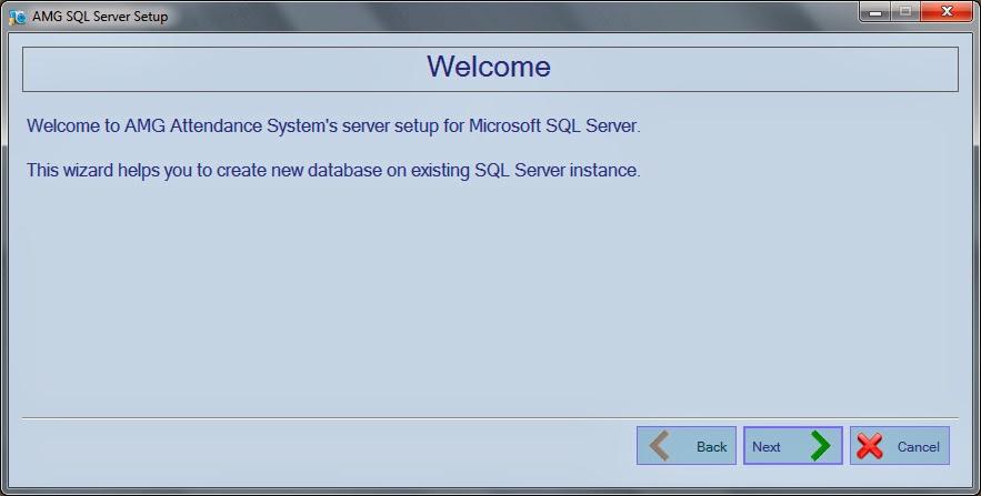 Setup AMG server on MS SQL Server Image 1