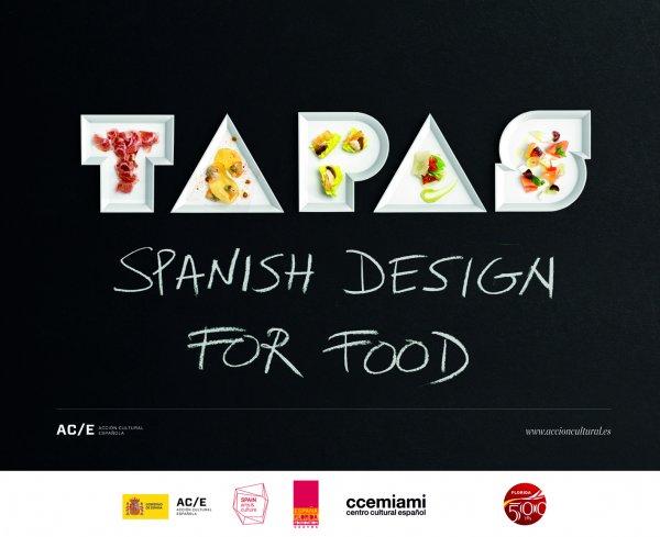 """El diseño hasta en la comida: """"Tapas. Spanish Design For Food"""" en el Museo Franz Mayer"""