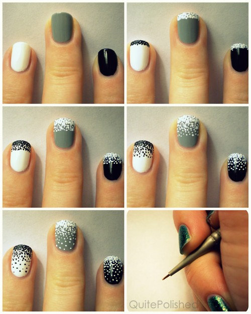 L. KNAFO: Do It Yourself: DIY: Nail art