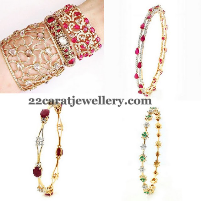 Simple and Heavy Trendy Bangles