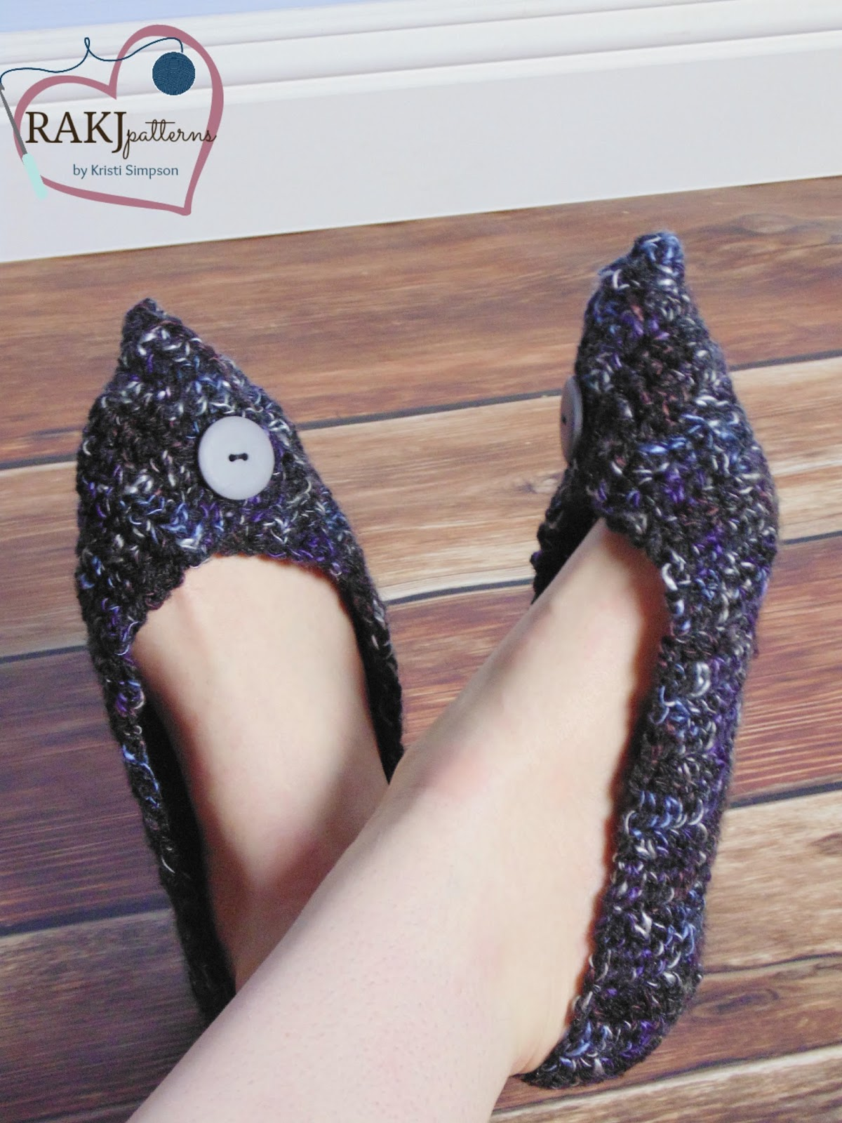 www.RAKJpatterns.com, crochet shoe pattern, Crochet