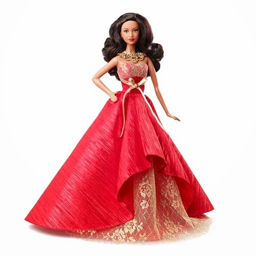 Holiday African American Barbie