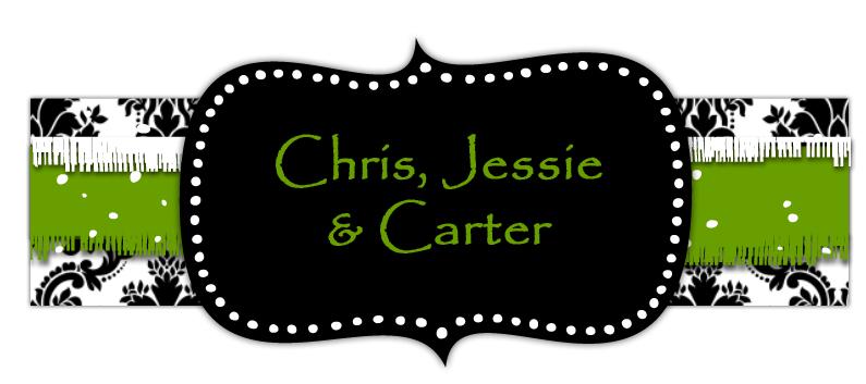 Chris, Jessie & Carter