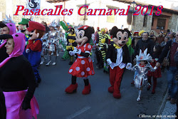 PASACALLES CARNAVAL 2018