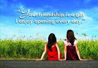 Hargailah persahabatan