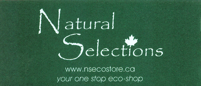 Natural Selections Logo - http://www.nsecostore.ca/nsecostore/