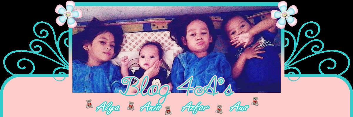 Blog 4A's