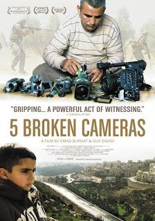 Ver online: 5 cámaras rotas (5 Broken Cameras) 2011