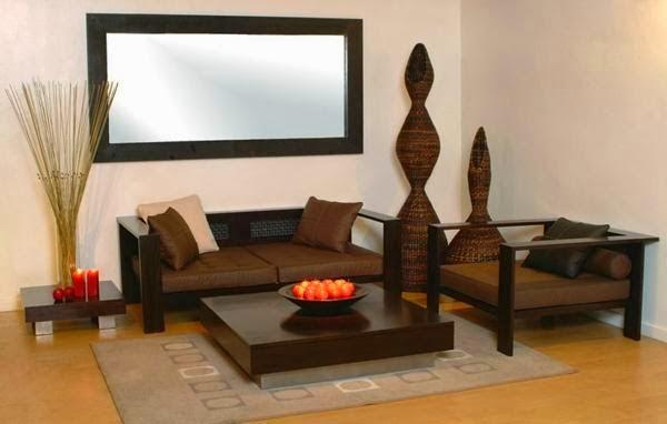 canapé bois pour votre salon