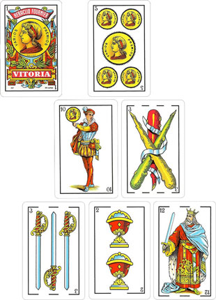 Tirada de cartas espanolas tarot gratis tarot gratis amor - El espejo tarot gratis ...