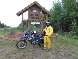 Trans Labrador Highway by MOTO
