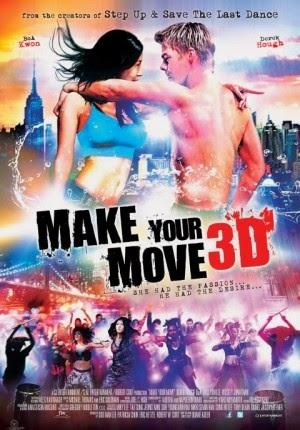 MAKE YOUR MOVE (2014) HD BLURAY SUB INDO
