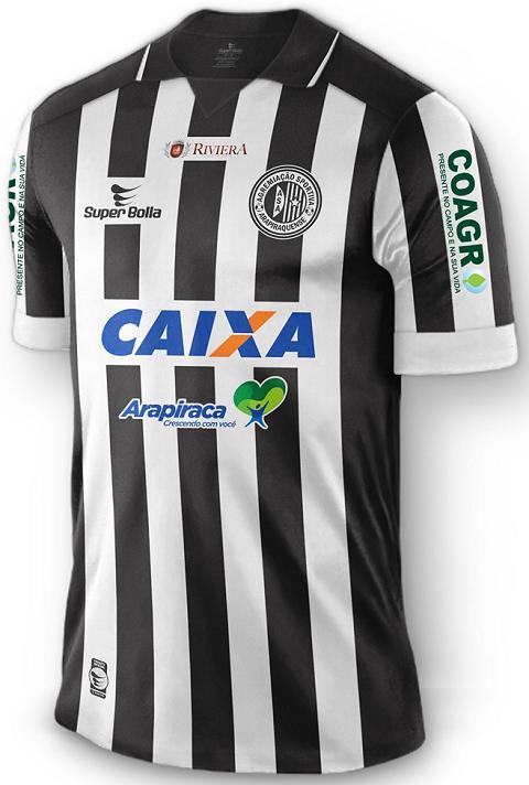 e85993022f Super Bolla lança novas camisas do ASA de Arapiraca - Show de Camisas